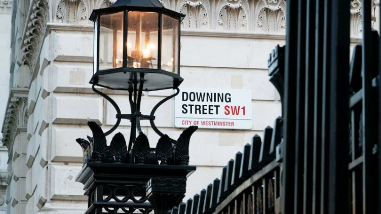 Dowing street, city of westminster