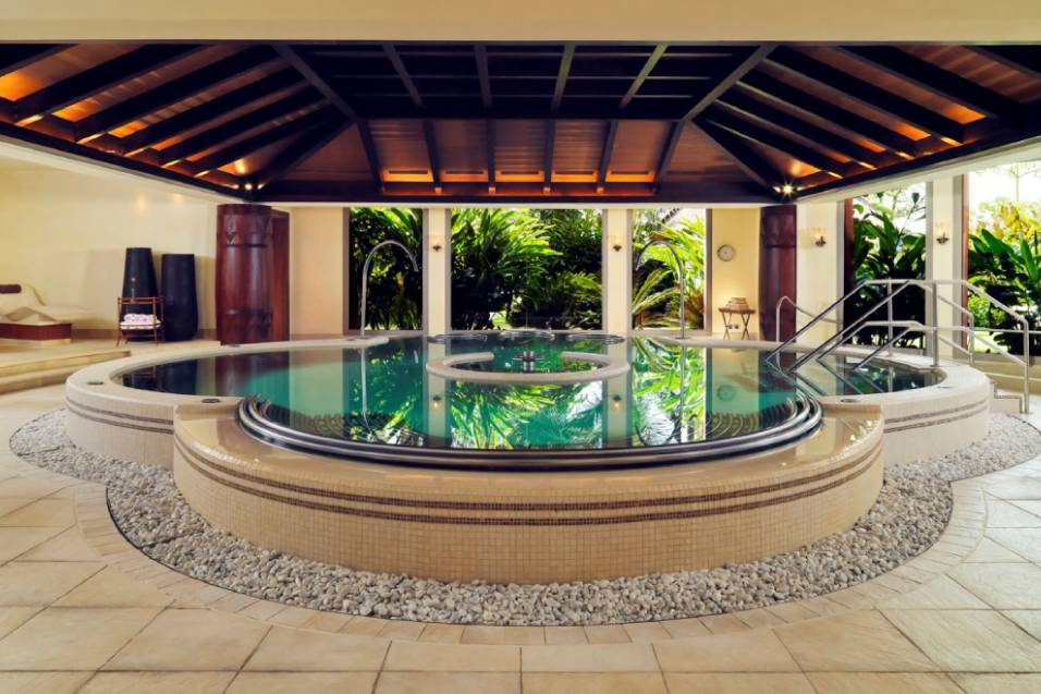 Spa Hydrotherapy pool